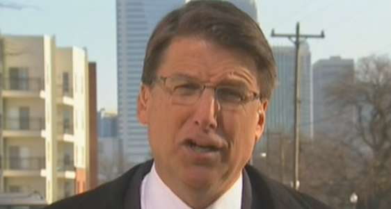 Pat McCrory and the Vast Left-Wing Conspiracy