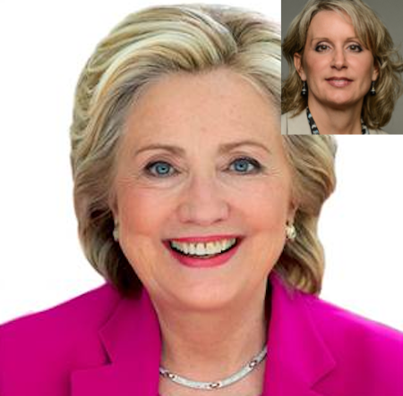 Hillary Clinton and Renee Ellmers: A Tale of Two Women